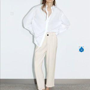 Zara flowy trouser xxl